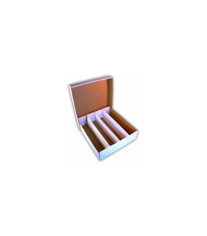 Caja de almacenaje - 4000 Cartas