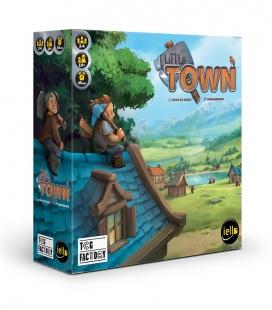 Little Town - Juego de mesa en español - TCG Factory