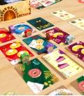 Catchup & Mousetard - Fast Food Battle! Kit de presentación - Juego de mesa Mixin Games