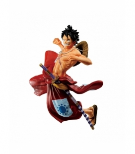 Figura ONE PIECE STAMPEDE MOVIE DXF-THE GRANDLINEMEN~vol.2 17 cm de Banpresto