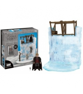 Muro de hielo + Tyrion