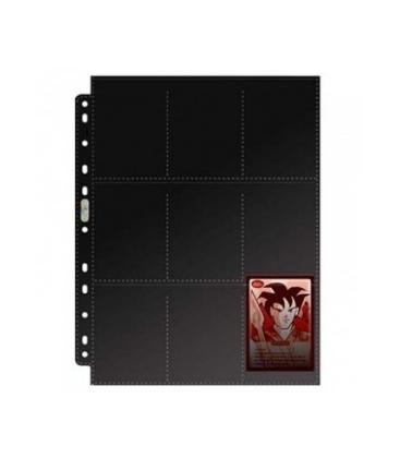 Ultra Pro - Pro Binder 2 Pocket - Negro