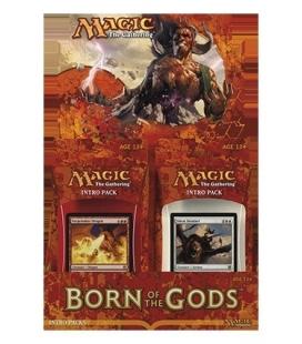 Nacido de los Dioses