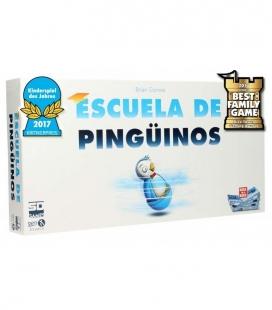 Escuela de Pingüinos, juego de mesa de SD Games