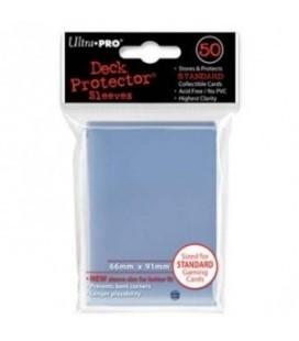 Fundas Standard Ultra Pro Color Transparente - Paquete de 50