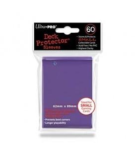 Fundas Small Ultra Pro Color Púrpura - Paquete de 60