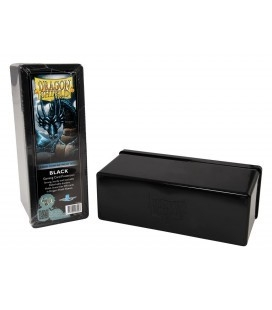 Caja de mazo Deck Shell Azul de Dragon Shield