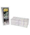 Caja de mazo Deck Shell Verde de Dragon Shield