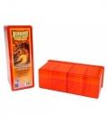 Caja de mazo Deck Shell Roja de Dragon Shield