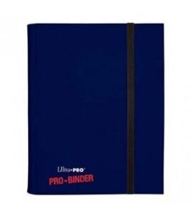 Pro Binder 9 bolsillos Ultra Pro. Color Azul Oscuro