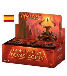 Caja de sobres La Hora de la Devastación Español - cartas Magic the Gathering