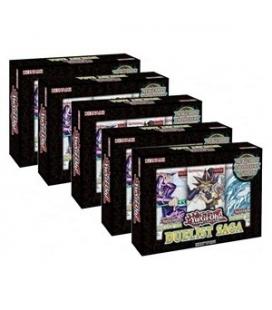 Structure Decks Pack Duelist Saga Español - cartas Yu-Gi-Oh