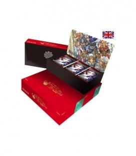 Caja de sobres Ecos del Nuevo Mundo Inglés - cartas Force of Will
