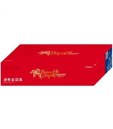 Caja de sobres Retorno del Emperador Dragón Español - cartas Force of Will