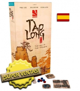Tao Long: The Way of the Dragon en español - Juego de mesa