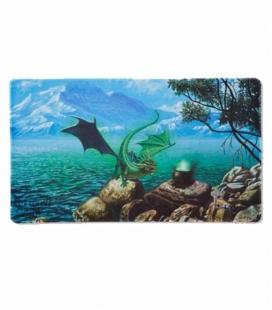 Tapete Dragon Shield Matte Mint. Edición Limitada