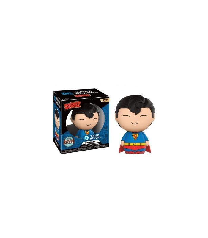 Funko Dorbz Superman 1 DC Cómics. Edición limitada