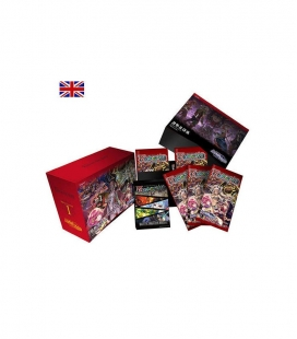 Caja de sobres Ancient Nights Inglés - cartas Force of Will