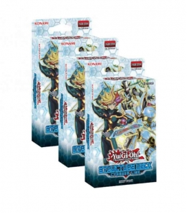 Display de 8 Structure Decks Cyberse Link Inglés - cartas Yu-Gi-Oh
