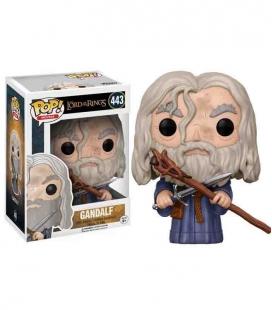 Funko POP! Gandalf con pose 'No pasarás' - El Señor de los Anillos