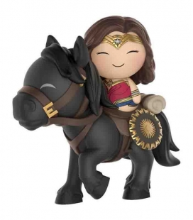 Funko Dorbz Wonder Woman a caballo - Wonder Woman