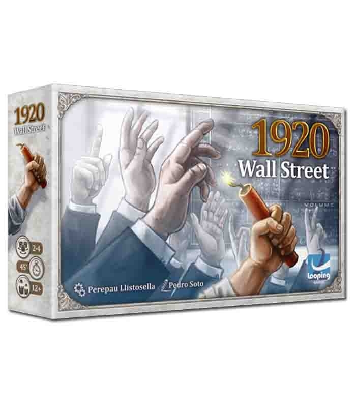 1920 Wall Street - Juego de cartas Looping Games