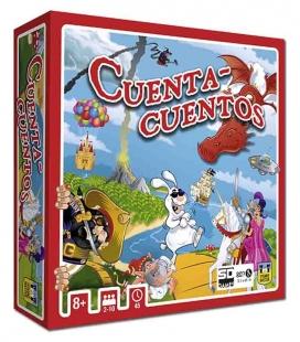 Cuenta-Cuentos - Juego de mesa SD GAMES