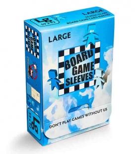Fundas Large Dragon Shield Board Game Non Glare para juegos de mesa Color Transparente