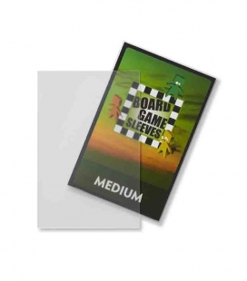 Fundas Ultra Pro Standard 66 x 91 Pro Matte Color Aqua - Paquete de 50