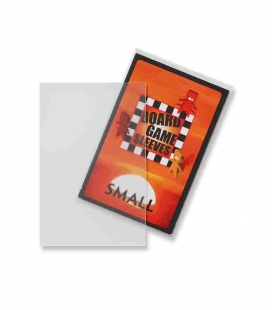 Fundas Ultra Pro Standard Pro Matte 66 x 91 Color Mora - Paquete de 50
