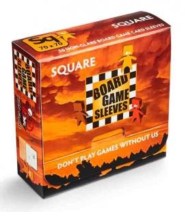 Fundas Square Dragon Shield Board Game Non Glare para juegos de mesa