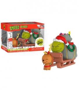 Funko Dorbz El Grinch y Max en trineo - The Grinch