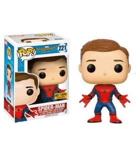 Funko POP! Spiderman Unmasked - Spiderman Homecoming