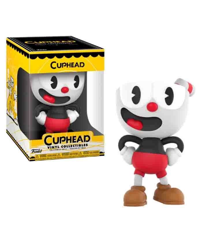Funko Vinyl Cuphead Rojo - Cuphead