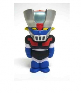 Figura antiestrés del robot Mazinger Z
