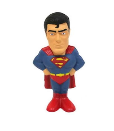 Superman figura antiestrés 14 cm DC Comics