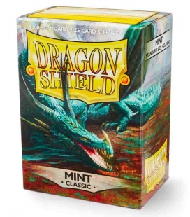 Caja de mazo Dragon Shield Gaming Box - Para 100 cartas. Color Plata