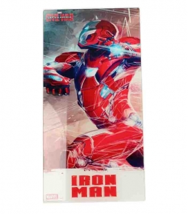 Iron Man póster de vídrio 30x60 Marvel Civil War