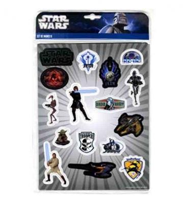 Modelo B set de Imanes Star Wars