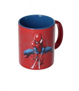 Personaje Spiderman taza cerámica Marvel