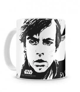 Skywalker taza cerámica blanca Star Wars