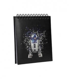 R2-D2 libreta con luz y sonido Star Wars Episodio 4