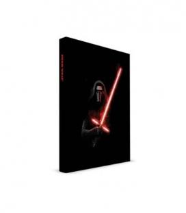 Kylo sable libreta con luz y sonido Star Wars EP7