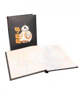 BB-8 libreta con luz Star Wars EP7
