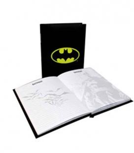 Batman libreta grande con luz (19x29 cm) DC