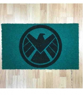 Logo Shield felpudo Marvel cómics