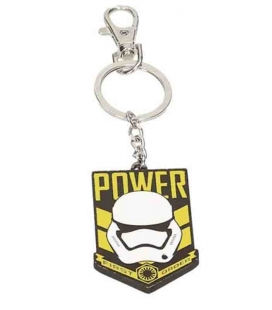 Power First Order llavero metal Star Wars EP7