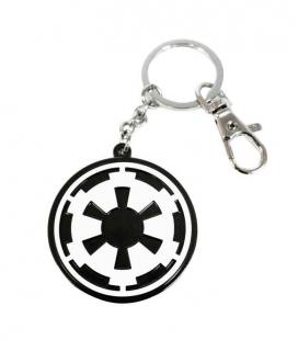 Logo imperial llavero mosquetón Star Wars