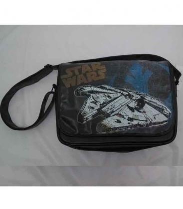 Halcón Milenario bolso bandolera solapa Star Wars