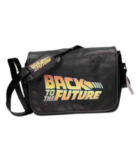 Back to the Future bolsa solapa Regreso al Futuro